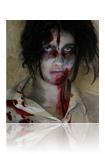 Halloween Profi-Schminkset Zombie