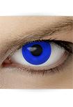 """Effekt Kontaktlinse """"Manga blau"""" (inkl. Pflegemittel + Linsenbehälter)"""