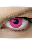 "Effekt Kontaktlinse ""Manga pink"" (inkl. Pflegemittel + Linsenbehälter)"