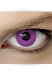 "Effekt Kontaktlinse ""Manga violett"" (inkl. Pflegemittel + Linsenbehälter)"