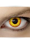 "Effekt Kontaktlinse ""Ork"" (inkl. Pflegemittel + Linsenbehälter)"