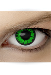 "Effekt Kontaktlinse ""Reptil"" (inkl. Pflegemittel + Linsenbehälter)"