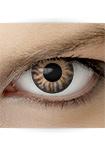"""Effekt Kontaktlinse """"Tiger"""" (inkl. Pflegemittel + Linsenbehälter)"""