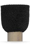 Eulenspiegel Runder Schwammpinsel, Durchmesser 28 mm