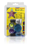 Eulenspiegel Glitzer Tattoo Set Best of...