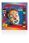 Eulenspiegel Schminkset Tiger