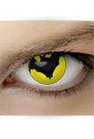 "Effekt Kontaktlinse ""Fledermaus"" (inkl. Pflegemittel + Linsenbehälter)"