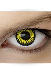 """Effekt Kontaktlinse """"Werwolf"""" (inkl. Pflegemittel + Linsenbehälter)"""